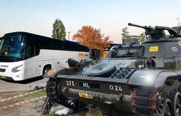 Pouw Vervoer ontvangt opdracht van defensie (DVVO)